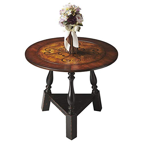 Butler Specialty Foyer Table - Butler Inlay Foyer Table, 36