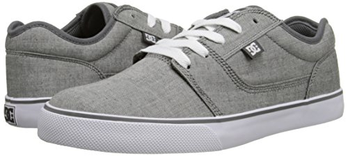 Tonik Pour Gris Dc Shoes Baskets Se Homme Tx Basses Blanc aZY5Yxqw8
