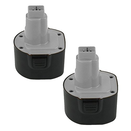Weize 2 Pack 9.6V 3.0Ah High Capacity Replacement Battery...
