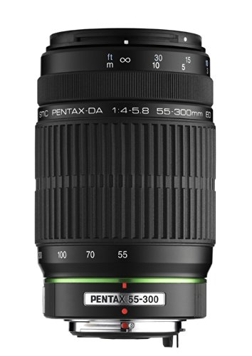 (Pentax DA 55-300mm f/4-5.8 ED Lens for Pentax and Samsung Digital SLR Cameras)