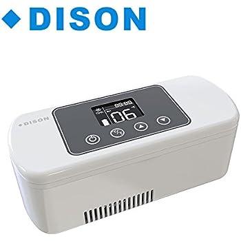 Amazon.com: dison alto volumen portátil caja de refrigerado ...