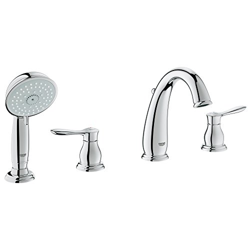 Parkfield Roman Tub Filler by GROHE