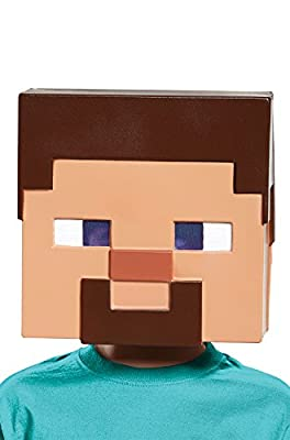 Disguise Inc - Minecraft - Steve Vacuform Child Mask