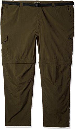 Columbia Men's Big-Tall Silver Ridge Convertible Pants, 48