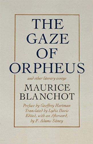 essay gaze literary orpheus other Title: gaze of orpheus and other literary essays author: john blake publishing keywords: download books gaze of orpheus and other literary essays .