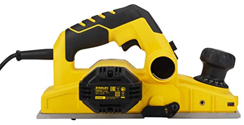 STANLEY STPP7502 750W 2mm Planer (Yellow and Black) with 2 TCT blades 3