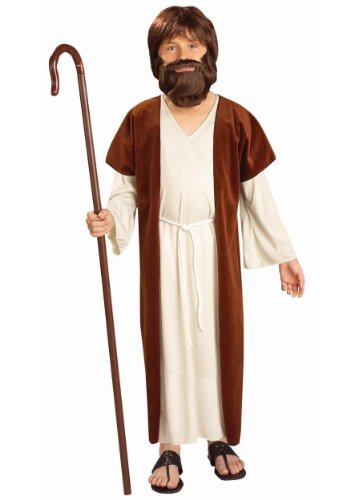 [Forum Novelties Biblical Times Jesus Child Costume, Medium] (Baby Sushi Costumes)