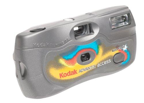 Kodak Advantix Access APS Single Use Camera w/Flash by Kodak