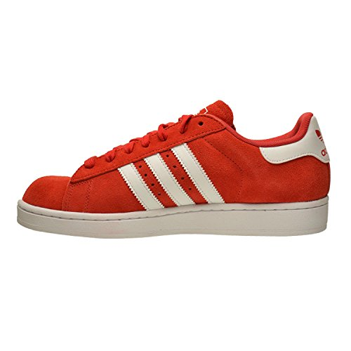 e9f07b157d5 Adidas Campus 2 Men s Shoes Red Running White Red d69396 - Buy ...