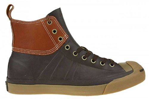Converse Jack Purcell Johnny Db Hi Kaffe Boot Menn Special Edition Braun