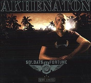 soldat de fortune akhenaton