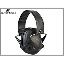 Military Paintball Shooting Earmuff Noise Cancelling Tactical Peltor TAC-6-S Electronic Headset