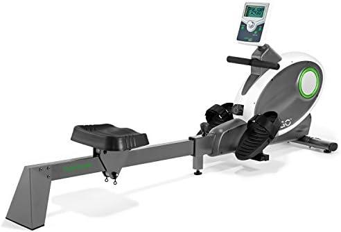 Tunturi Go Fila 30 Plegable - Máquina de Remo, Color Gris/Verde ...