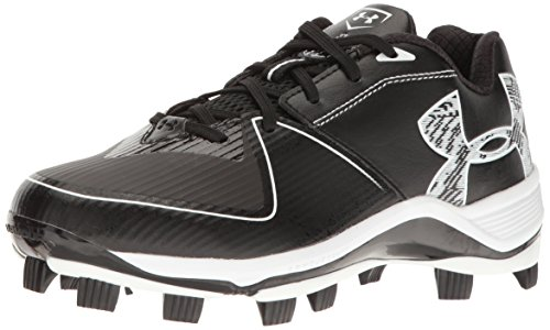 Under Armour Women's Glyde TPU, Black (001)/Black, 6.5
