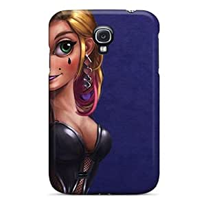 Ultra Slim Fit Hard Michaelphones99 Cases Covers Specially Made For Galaxy S4- Little Girl