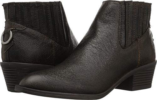 DV by Dolce Vita Women's Knock Ankle Boot, Brown Stella, 8 M US