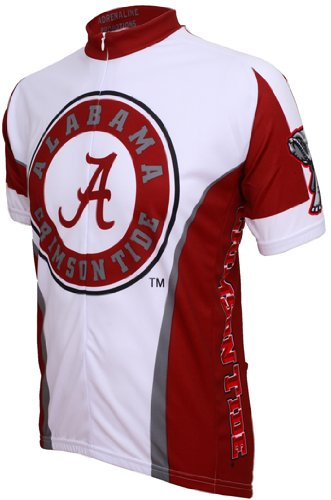 Adrenaline Promotions Alabama Cycling Jersey (X-Large) (Alabama Cycling Jersey compare prices)