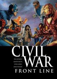 Civil War: Front Line #1