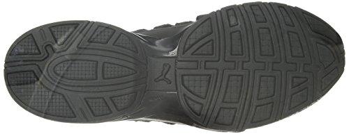 Puma Axelion Chaussures Black White puma Homme TTP4rxq