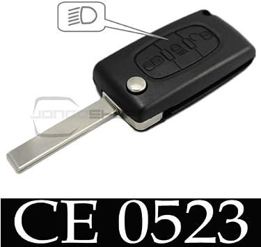Jongo Schlüsselgehäuse Für Citroën C4 Picasso 3 Elektronik