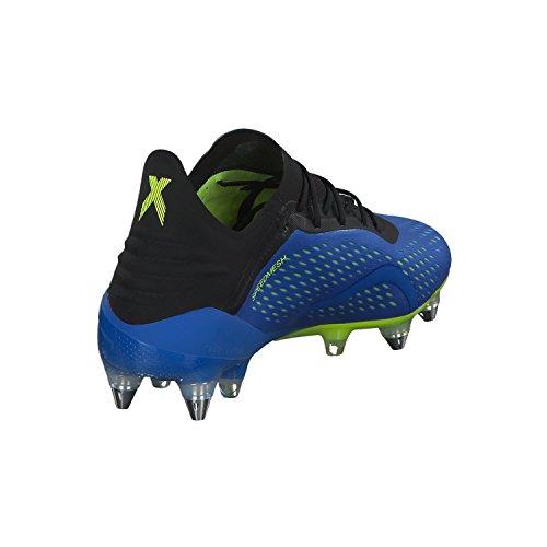 Hombre Fútbol 1 cblack fooblu Azul De syello cblack Para X 18 syello Fooblu Zapatillas Adidas Sg qUf8WC