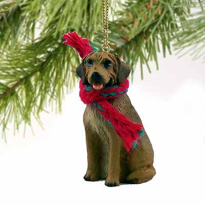 Rhodesian Ridgeback Miniature Dog Ornament ()
