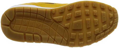 Nike Women's W Air Max 1 Premium Sc Gymnastics Shoes Multicolour (Mineral Yellow/Miner 700) a6HVS9F