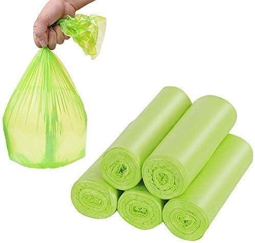 DHTU 4-6 Galones Pequeño Bolsas De Basura Biodegradables Bolsas De ...