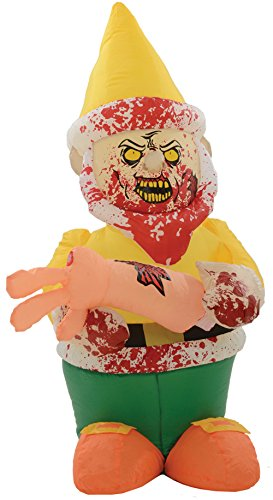 Zombie Gnome Cannibal Inflatable Decoration