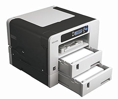 Ricoh Aficio SG 3110DN - Impresora de Tinta B/N 29 PPM, Color 29 PPM