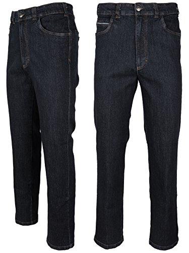 Jean couleurs Sounon Noir velours stretch hommes en taille 64 pour à 46 Stretch 3 côtelé Pantalon TBAOf