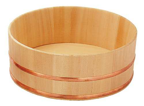 Tubs Sawara Japanese Bath Goods Wood Shallow