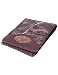 Browning Mens Canvas Camo Bi-Fold Wallet