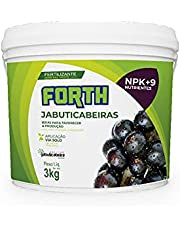 Fertilizante forth jabuticabeiras 3 kg