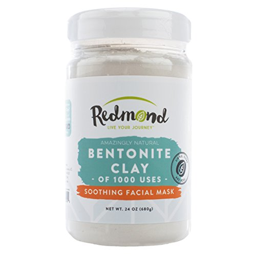 Redmond Clay Bentonite Soothing Facial product image