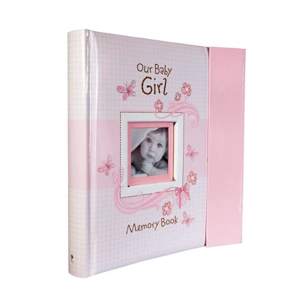 Our-Baby-Girl-Memory-Book