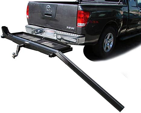 Trucks WMA 1,000 lb Capacity E-Bike Bicycle Hitch Mount Carrier Rack for Cars SUVs and Minivans with a 2 Hitch Receiver