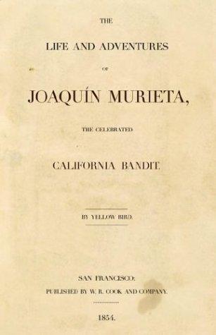 Joaquin Murieta