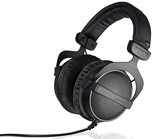 Beyerdynamic DT 770 Pro 80 ohm Limited Edition Professional Studio Headphones Renewed