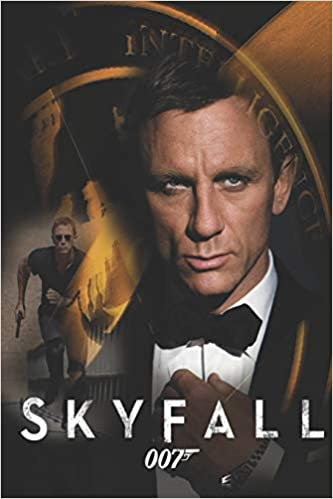 Book's Cover of Skyfall: screenplay (Inglés) Tapa blanda – 22 octubre 2020