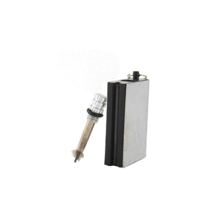 TeufelTronics Outdoor Survival Fire Starter Perma Match Gas Oil Permanent Lighter 1 Pack