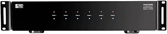 OSD Audio 12 Channel Amplifier – Multi Combination Amp – KIT-PAM1270MULTIIR
