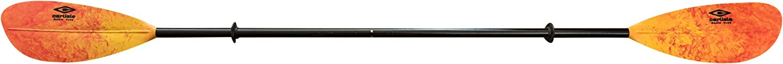 Carlisle Paddle Gear Magic Plus Kayak Paddle (Sunrise, 240 cm)