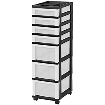 Amazon.com: Homz 6 Drawer Medium Tower, Set of 1: Office ...