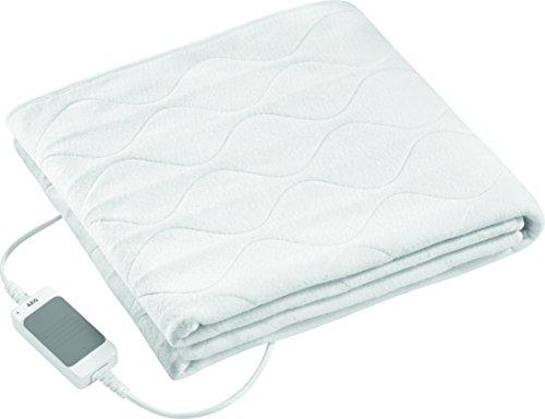 AEG 520660 WUB 5647 Wärmeunterbett 70 x 150 cm, 50 Watt, weiß