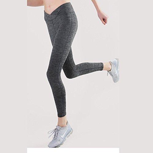 Pantalon De Course Pour Femme, Pantalon De Yoga Respirant, Pantalon  Élastique De Yoga ( e576391e4706