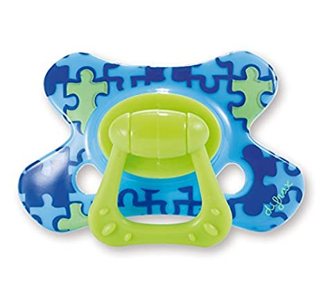 difrax Chupete Dental - 6 + meses puzzle: Amazon.es: Bebé