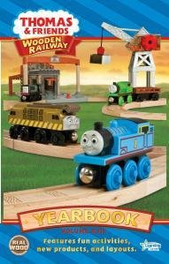 2011 Thomas & Friends Mini Catalog. Final Issue from Learning Curve Toy. Very RARE