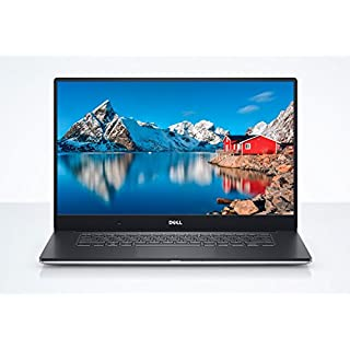 Newest Precision 5520 FHD 15.6in WorkStation 7th Gen Laptop PC (Intel Quad Core i7-7820HQ, 32GB Ram, 256GB SSD, HDMI, Camera, WIFI) Nvidia Quadro M1200 4GB DDR5 (Renewed)