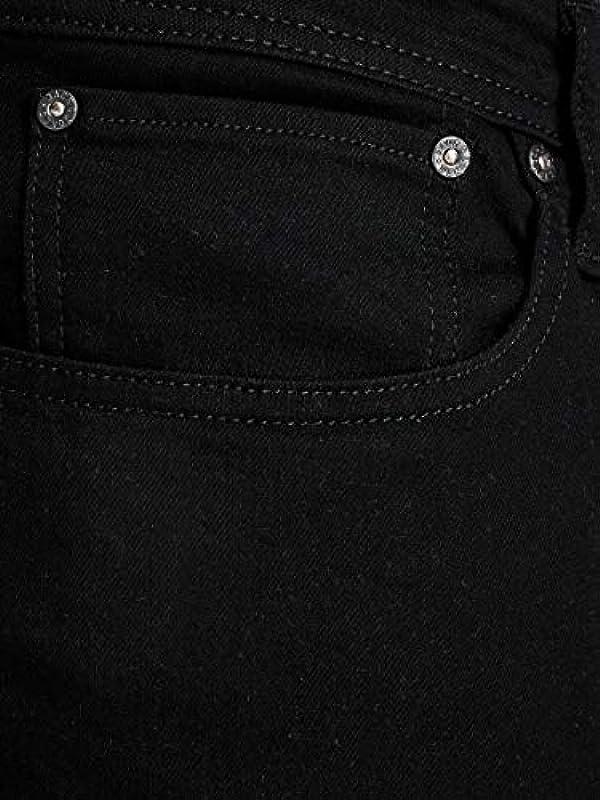 JACK & JONES Male Plus Size Slim Fit dżinsy Tim ORIGINAL AM 816: Odzież